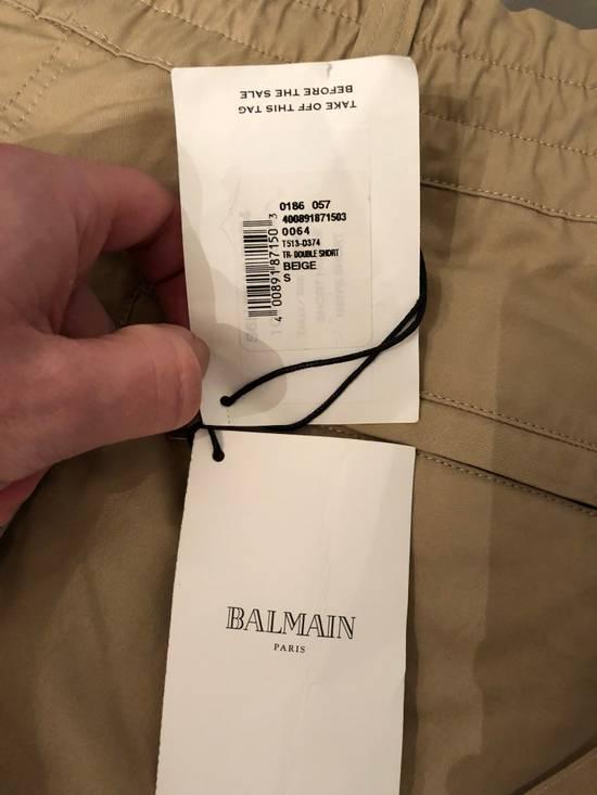 Balmain D-Ring Strap Doubled Shorts Size US 30 / EU 46 - 2