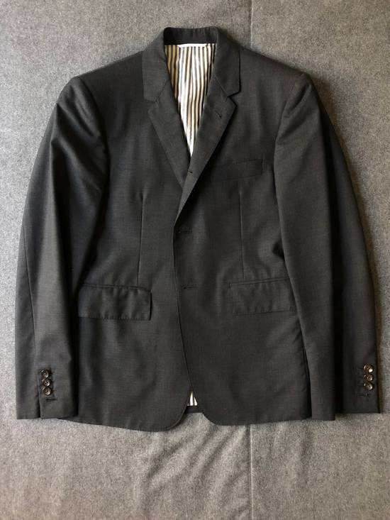 Thom Browne Charcoal Suit (Size 1) Size 38R