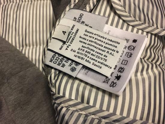 Thom Browne Gamme Bleu Quilted Down Blazer in Grey Size US XL / EU 56 / 4 - 6