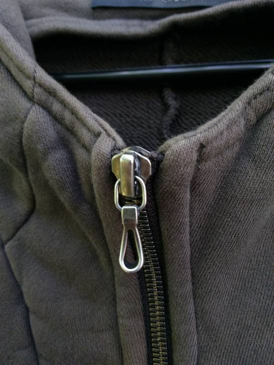 Julius Gray Zip Hoodie MA_Julius f/w11 Size US S / EU 44-46 / 1 - 3