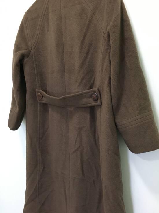 Balmain Vintage Pierre Balmain Paris Wool Long Coat Jacket Camel Brown Size US S / EU 44-46 / 1 - 11