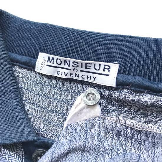 Givenchy Get 2 Vintage Givenchy Short Sleeve Polo Shirt Size US M / EU 48-50 / 2 - 6