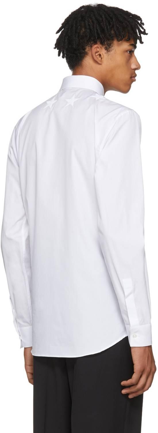 Givenchy Embroidered stars shirt Size US XXL / EU 58 / 5 - 2