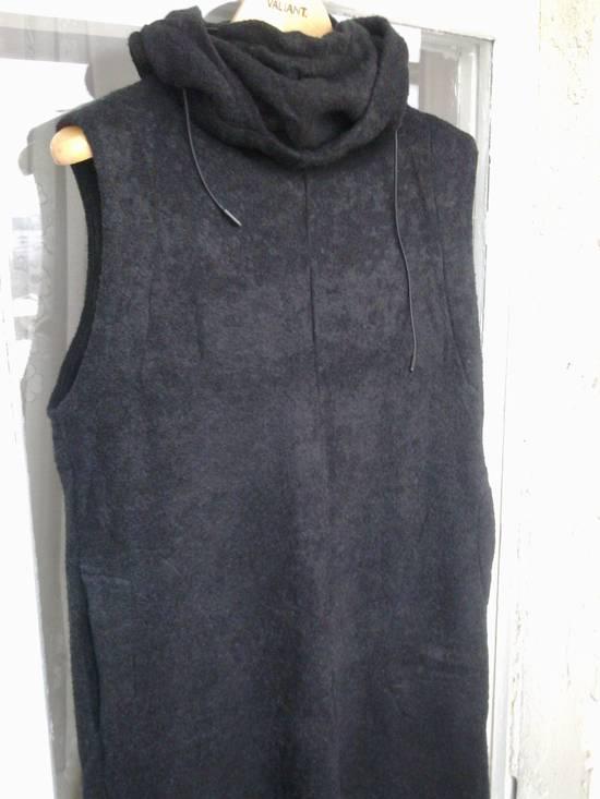 Julius Julius sleeveless sweater with a hood size 3 Size US M / EU 48-50 / 2 - 3