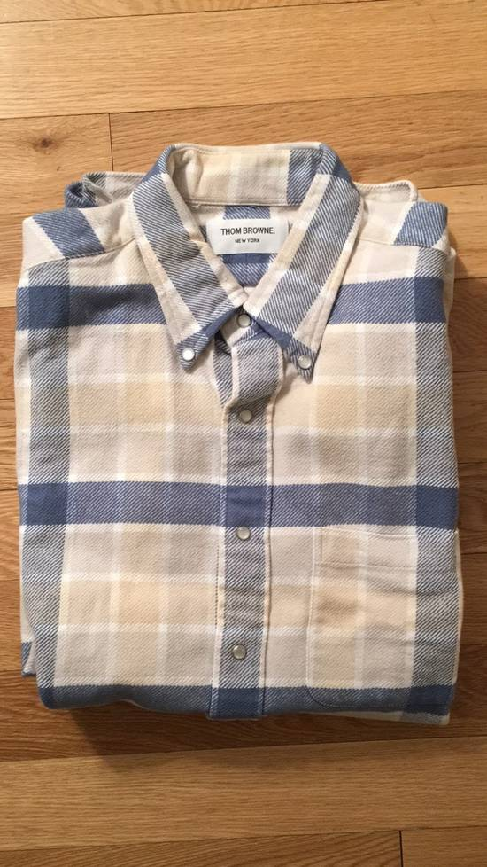 Thom Browne Long Sleeve Button Down Size US XL / EU 56 / 4 - 1