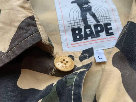 Bape Bape A Bathing Ape 1st Camo Mac Coat Trench Rain Size US L / EU 52-54 / 3 - 4