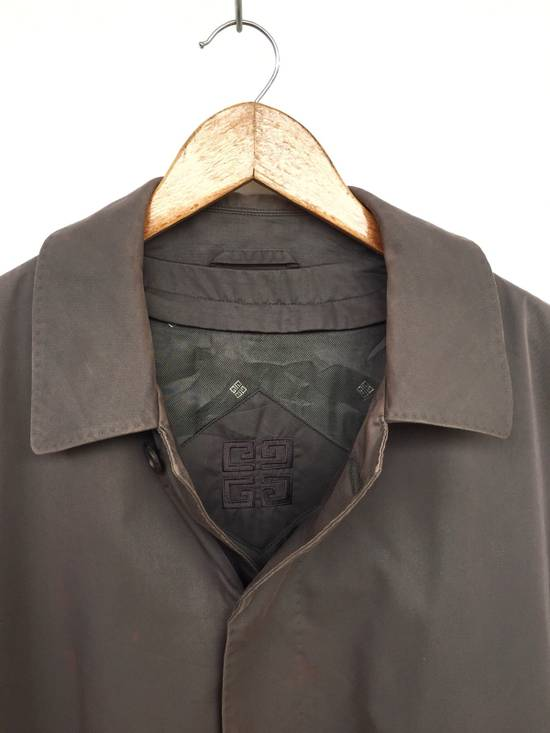 Givenchy [ LAST DROP ! ] Dark Brown Oversized Trench Coat/Jacket Size US L / EU 52-54 / 3 - 2