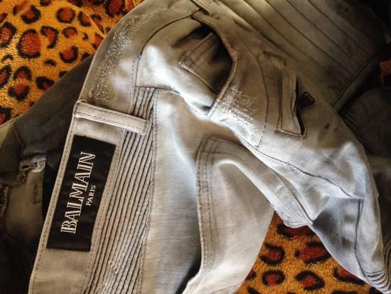 Balmain Balmain Biker Jeans Size US 32 / EU 48 - 16