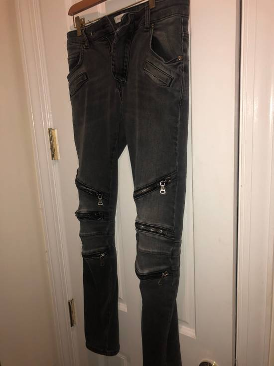 Balmain Balmain Biker Jeans Size US 31