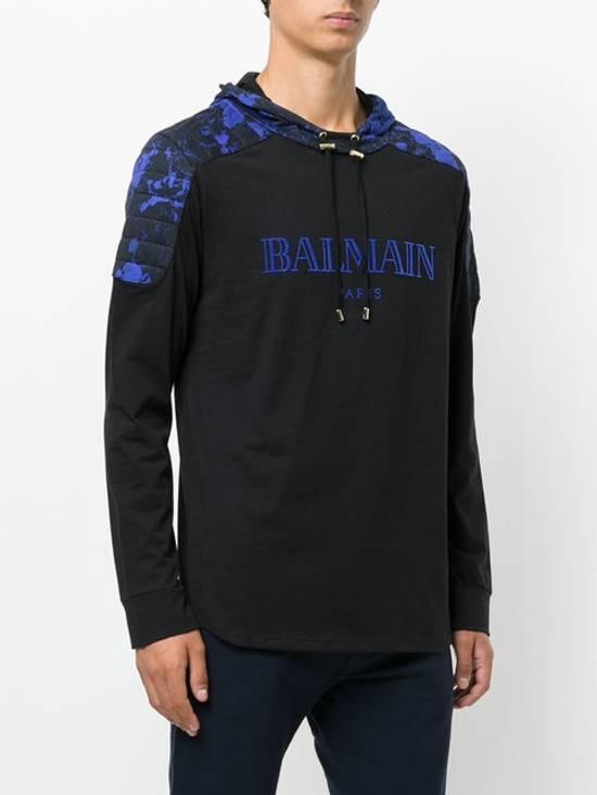 Balmain Balmain camo hoodie Size US M / EU 48-50 / 2 - 2
