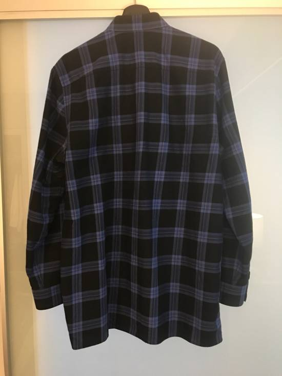 Givenchy Givenchy Plaid Oversize Shirt Size US L / EU 52-54 / 3 - 3