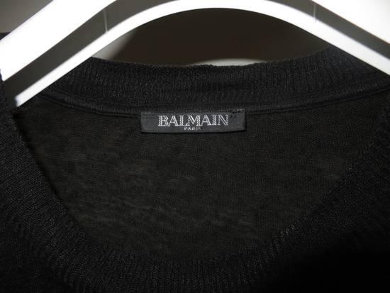 Balmain Tie-dye linen t-shirt Size US M / EU 48-50 / 2 - 2