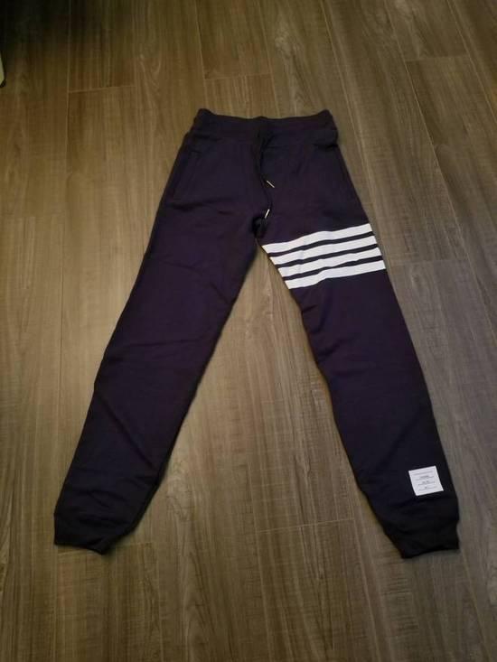 Thom Browne Thom Browne lounge classic sweatpants navy Size US 34 / EU 50
