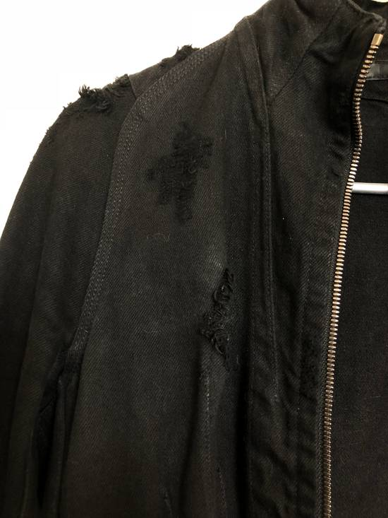 Julius Julius Black denim Jacket Size US XS / EU 42 / 0 - 2