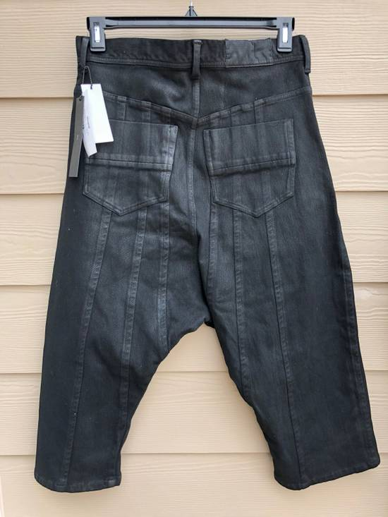 Julius NWT, Waxed ¾ Denim Pants (Size 1, 2 And 3 Avail) Size US 33 - 1