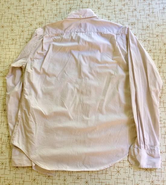 Thom Browne Striped Long Sleeve Button Down Size US L / EU 52-54 / 3 - 1