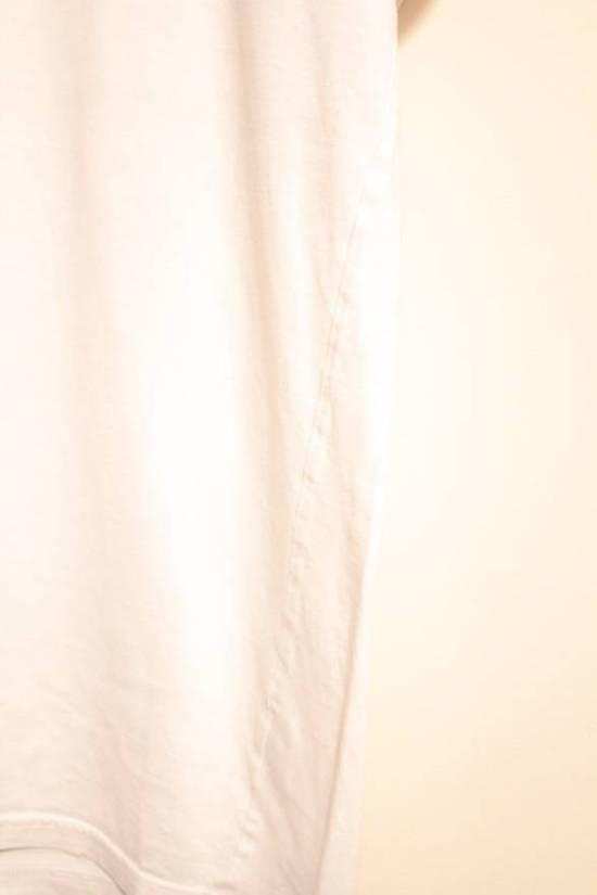 Balmain Rare Decarnin 2010 Twisted Seam White T Shirt Made In France Size US M / EU 48-50 / 2 - 2