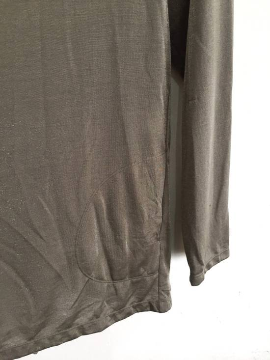 Balmain [ LAST DROP ! ] Authentic Silk Rayon Spell Out Unbuttoned Hoodie Size US M / EU 48-50 / 2 - 5