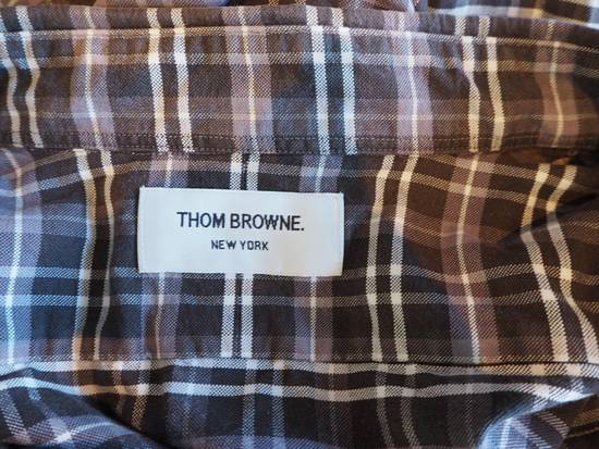 Thom Browne checked soft shirt size 2 Made in USA Size US M / EU 48-50 / 2 - 7