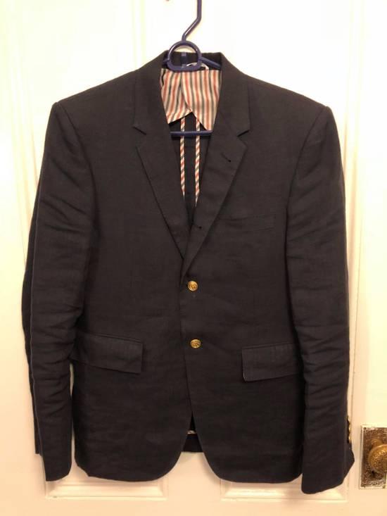 Thom Browne Navy Blazer (Japan) Size 36R