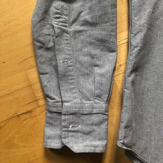 Thom Browne Oxford Classic Shirt Sz.2/M rare grey Size US M / EU 48-50 / 2 - 6