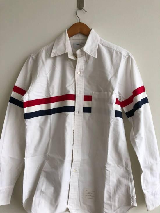Thom Browne Strips Shirt Size US L / EU 52-54 / 3