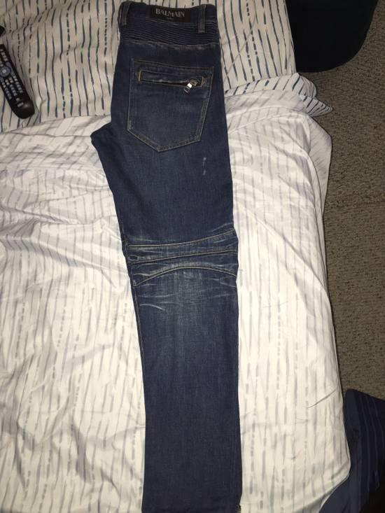 Balmain Balmain Biker Jeans Size US 30 / EU 46 - 1