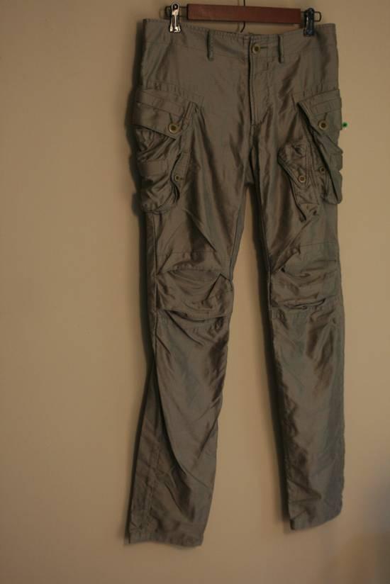 Julius SS10 Cotton-Lyocell Skinny Cargos Size US 31 - 2