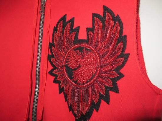 Balmain Sleeveless hoodie with Badge Size US M / EU 48-50 / 2 - 3