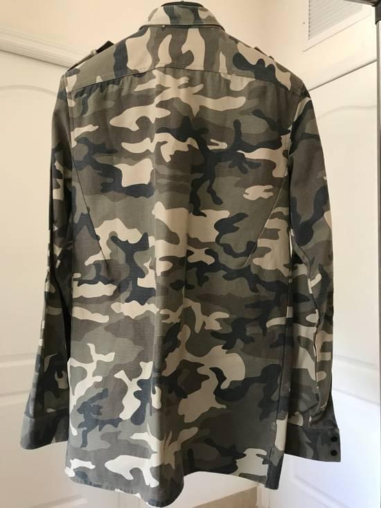 Balmain Military Camo Jacket . Size US M / EU 48-50 / 2 - 4