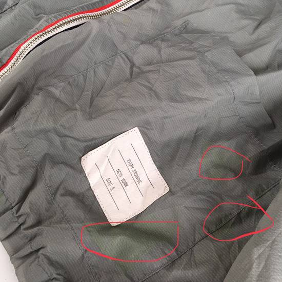 Thom Browne Thom Browne Light Hoodie Jacket Size US M / EU 48-50 / 2 - 9