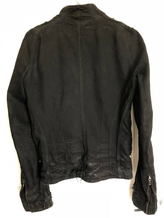 Julius Julius Black denim Jacket Size US XS / EU 42 / 0 - 5