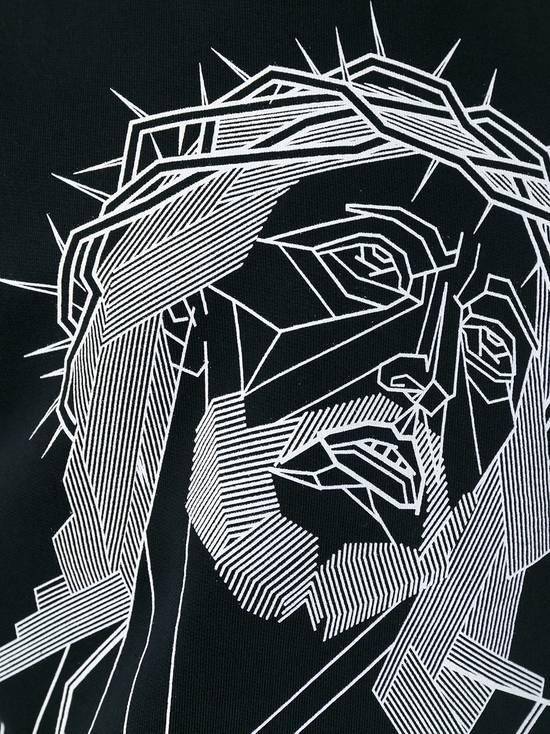Givenchy GIVENCHY-Christ-Print-Sweatshirt-Size-L Size US L / EU 52-54 / 3 - 4
