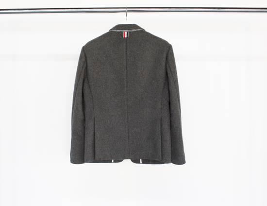 Thom Browne Military weight cashmere blazer Size 36S - 1