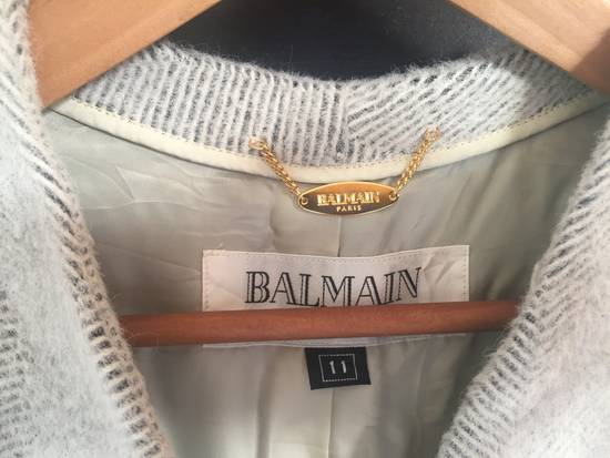 Balmain Last Drop Before Deleted Rare Balmain Wool Blazer V Shape For Woman Size US XS / EU 42 / 0 - 11