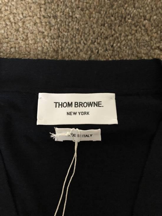 Thom Browne * FINAL DROP * Merino Wool 4 Bar Cardigan Size US XS / EU 42 / 0 - 2