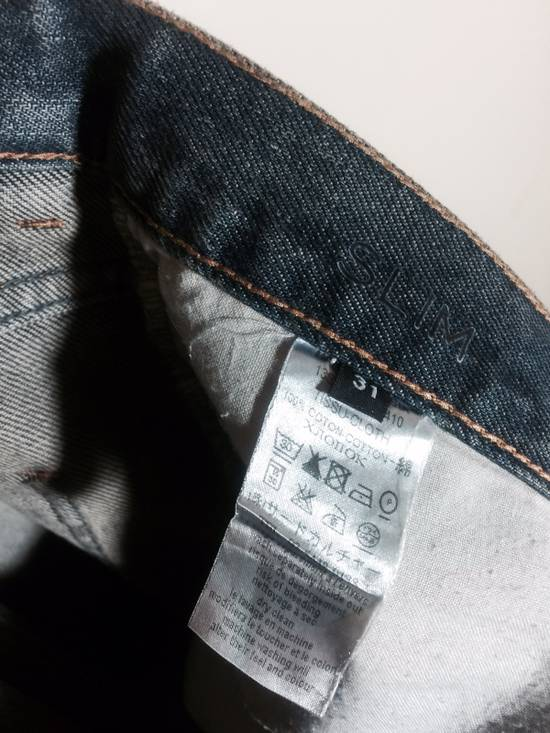 Givenchy Cuban Fit Slim Washed Jeans Size US 31 - 3