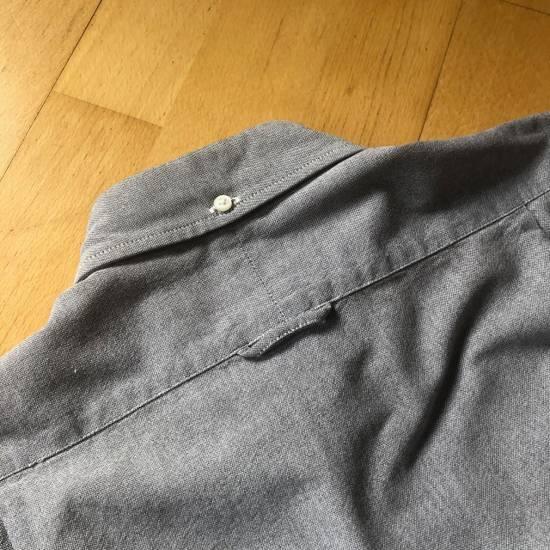 Thom Browne Oxford Classic Shirt Sz.2/M rare grey Size US M / EU 48-50 / 2 - 14