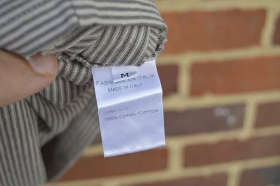 Balmain Distressed Striped T-shirt Size US M / EU 48-50 / 2 - 4
