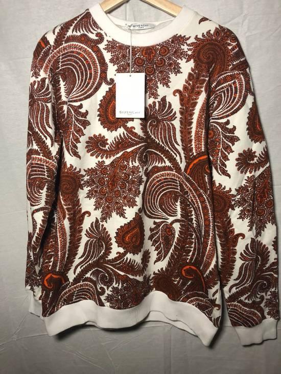 Givenchy Sweatshirt Sz L Size US L / EU 52-54 / 3