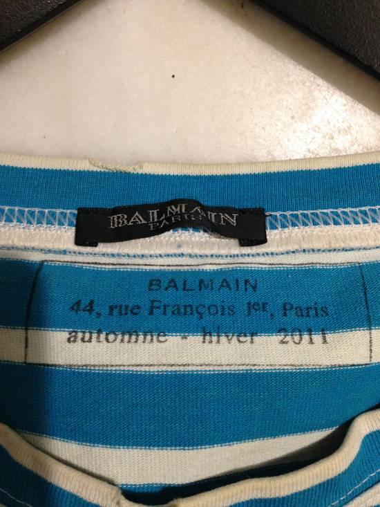 Balmain Balmain long sleeve t shirt designed from Christophe Decarnin NEVER USED Size US M / EU 48-50 / 2 - 3