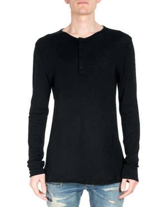 Balmain Long sleeve henley Size US L / EU 52-54 / 3