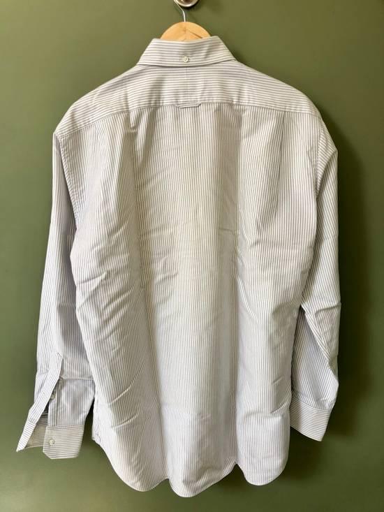 Thom Browne *Final Drop* Button Down Striped Dress Shirt Size US XXL / EU 58 / 5 - 2