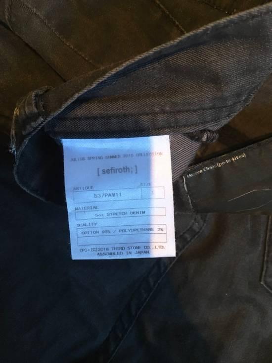 Julius 537PAM11 Size US 28 / EU 44 - 3