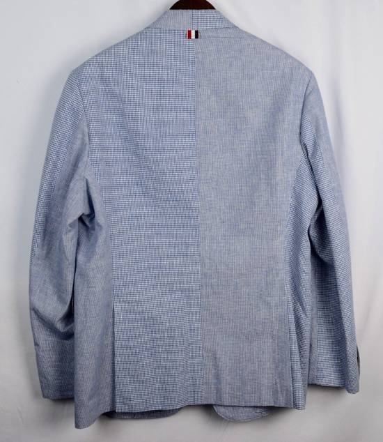 Thom Browne Thom Browne Fun Mix Blazer Men's 4 New Blue Size 42L - 6