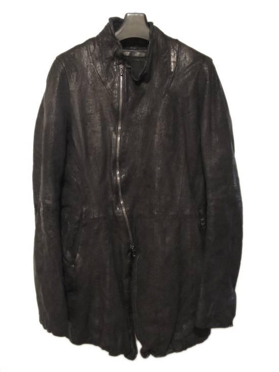 Julius Leather Jacket Size US S / EU 44-46 / 1
