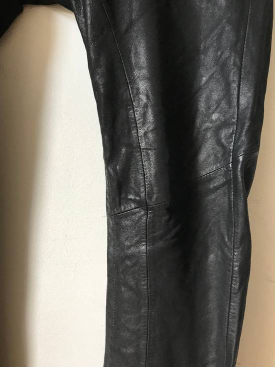 Julius lamb leather pants size 3 Size US 34 / EU 50 - 6