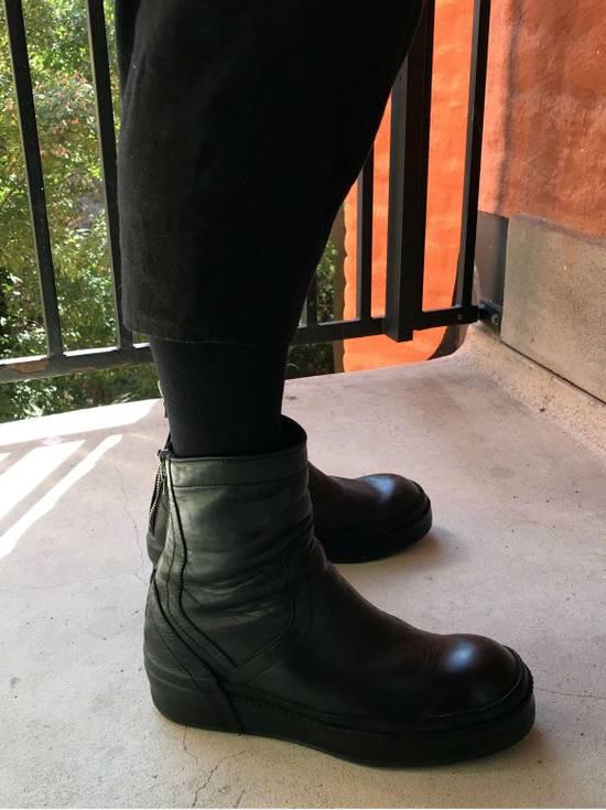 Julius Hidden Heel Engineer Boots. MA_Julius SS11 Size US 9.5 / EU 42-43