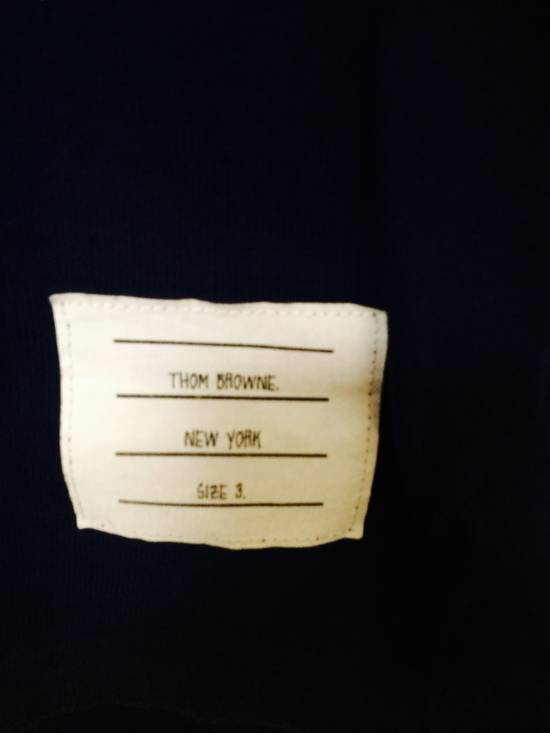 Thom Browne size 3 v neck tee Size US M / EU 48-50 / 2 - 1