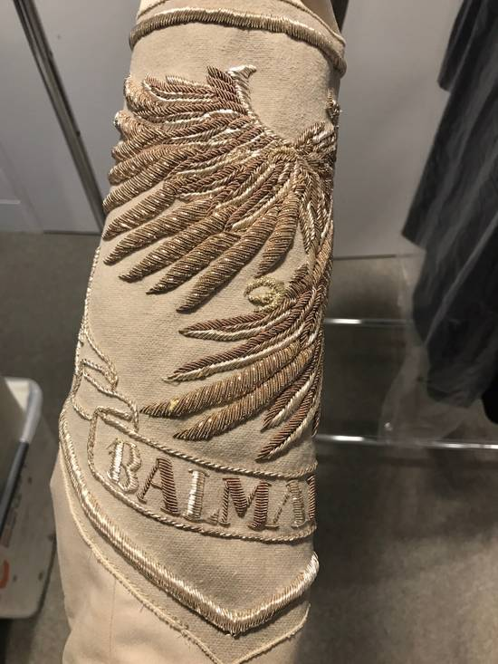 Balmain RARE Balmain Embroidered Blazer Size 38R - 2